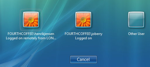 how to send ctrl alt delete via remote desktop