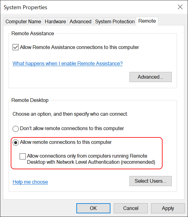 Connecting to an Azure AD joined machine with an Azure AD user